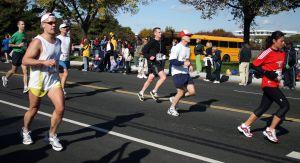 correre maratona benefici